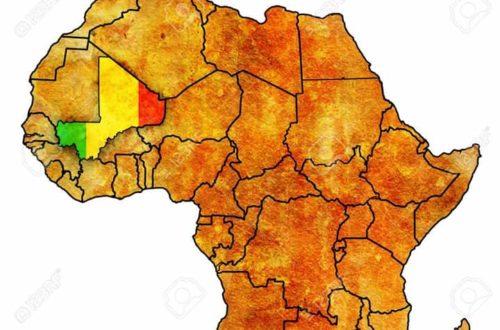 Article : Démocratie à la sauce malienne