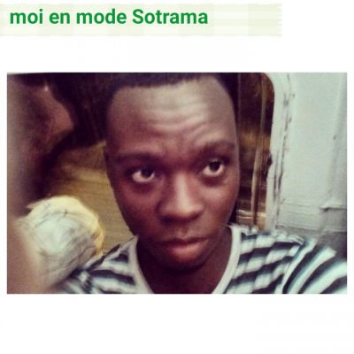 Mamadou Ben dans une SOTRAMA