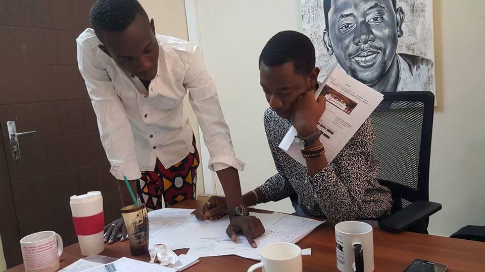 entrepreneuriat des jeunes en afrique